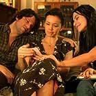 Júlia Lemmertz, Selton Mello, and Cleo in Meu Nome Não é Johnny (2008)
