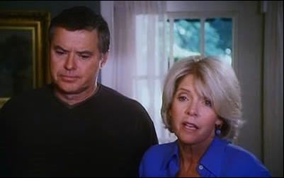 Meredith Baxter and Robert Urich in Aftermath (2003)