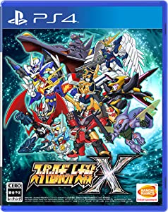 Super Robot Wars X sub download