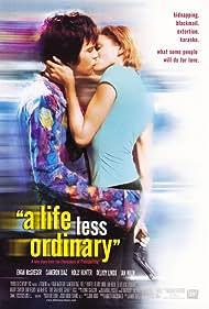 Cameron Diaz and Ewan McGregor in A Life Less Ordinary (1997)