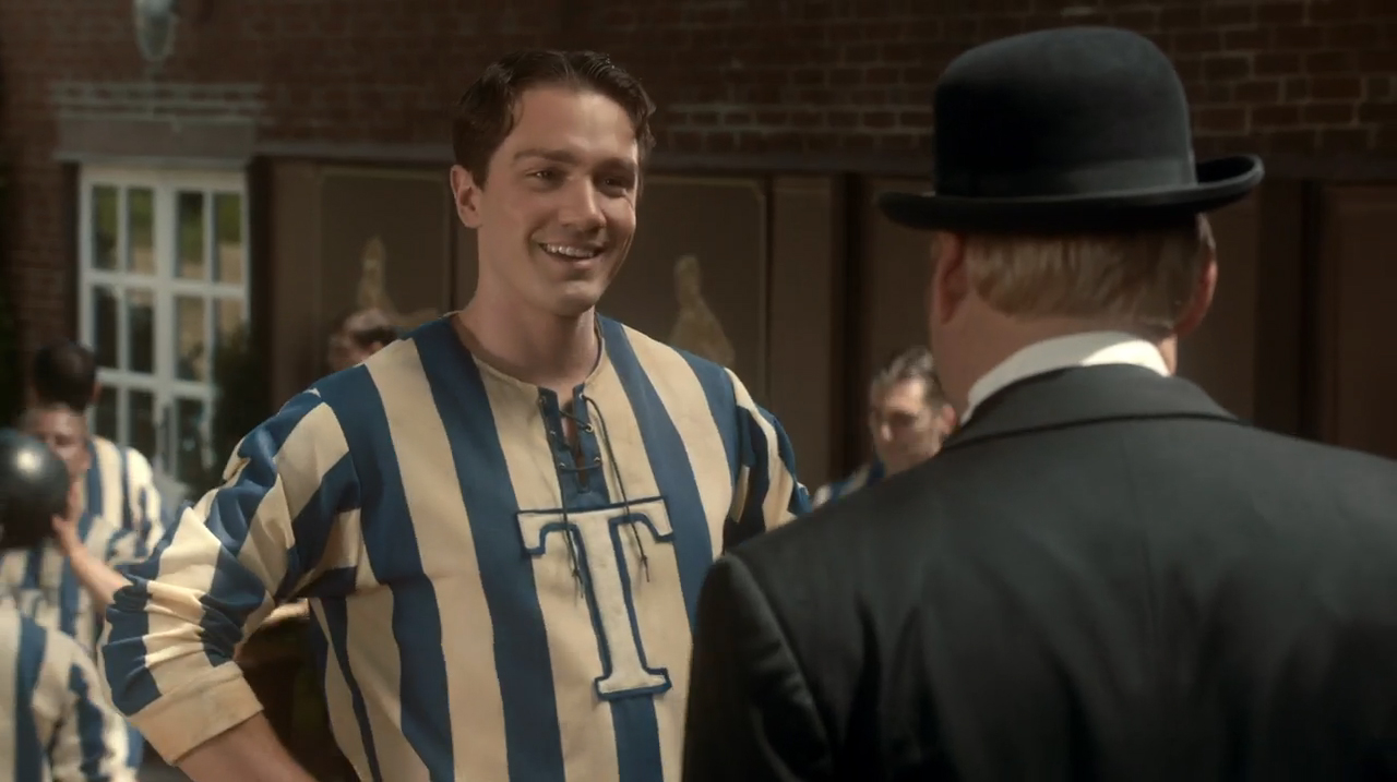 Jake Foy as Wesley Patten