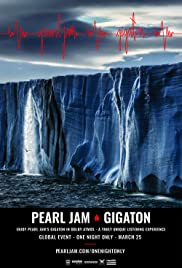 Pearl Jam: Gigaton Theater Experience Poster