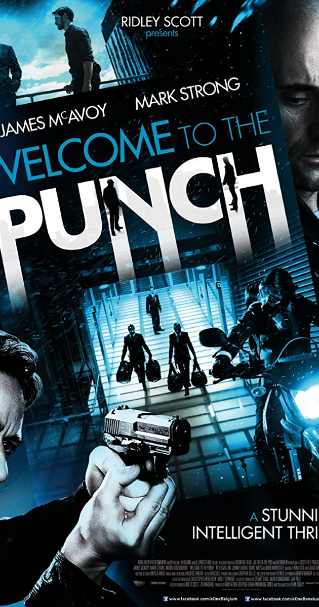 Subtitle of Welcome to the Punch