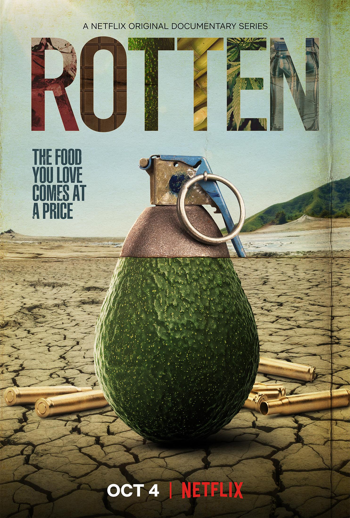 Rotten (TV Series 2018–2019) - IMDb
