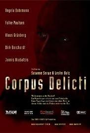 Corpus delicti Poster