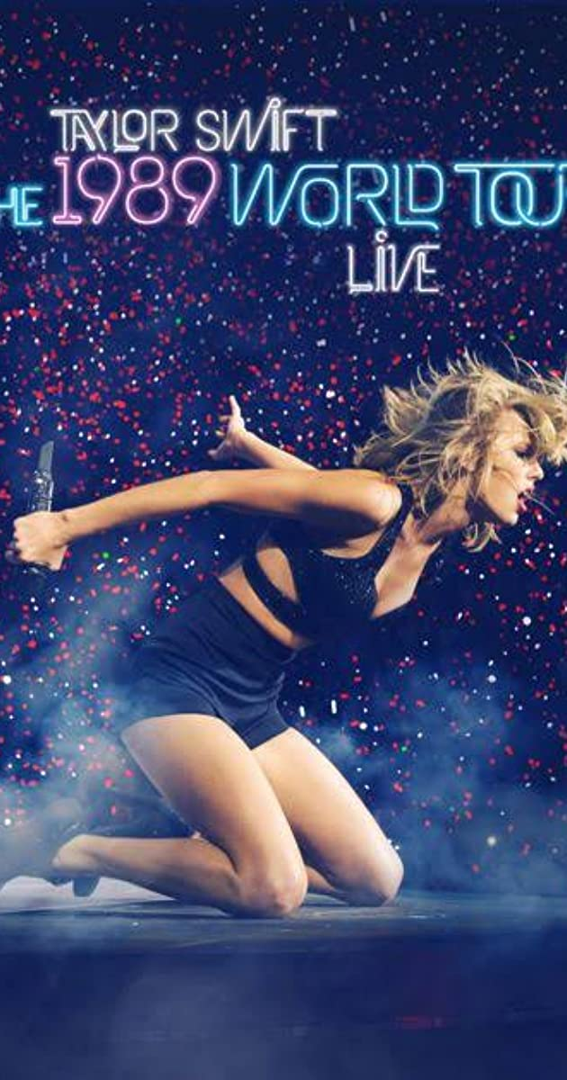 Taylor Swift The 1989 World Tour Live Video 2015 Imdb
