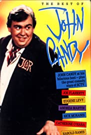 The Best of John Candy on SCTV Poster