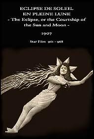 Mlle. Bodson in L'éclipse du soleil en pleine lune (1907)