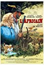 L'Africain (1983) Poster