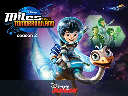 Miles From Tomorrowland The First Day Of Galactic Schoolmiles