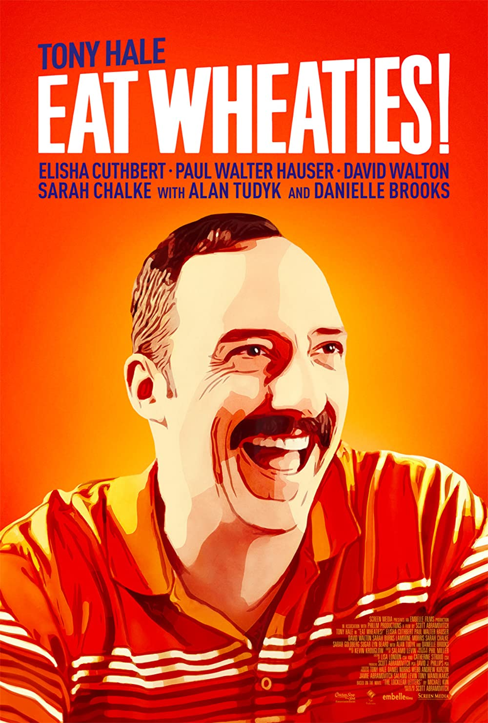 Eat Wheaties 2021 English 720p HDRip 800MB Download