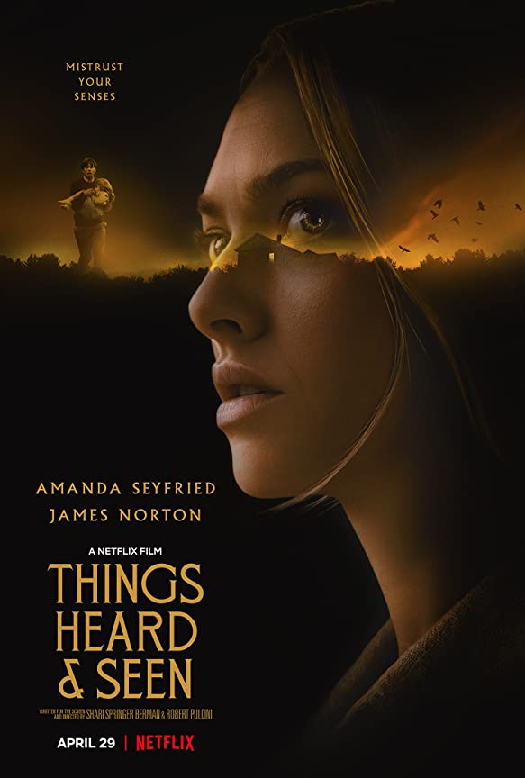 Things Heard & Seen (2021) Hindi Dubbed