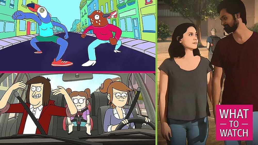 Grownup Cartoons for Your Weekend Binge