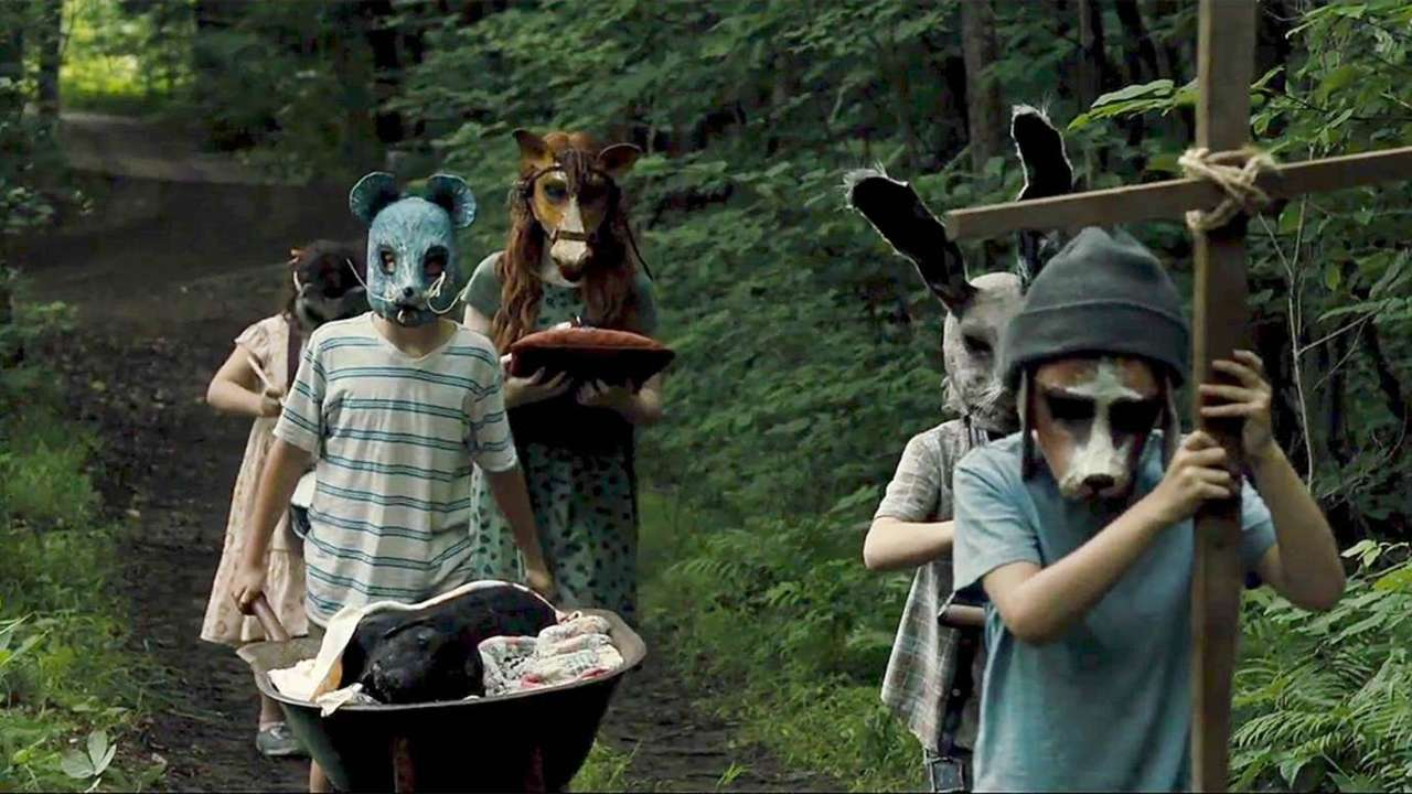 A still from Pet Sematary (2019)