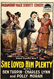 She Loved Him Plenty Poster