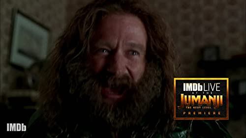 How 'Jumanji' Pays Homage to 1995 Original Film