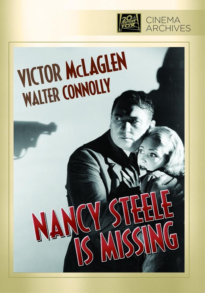 June Lang and Victor McLaglen in Nancy Steele Is Missing! (1937)