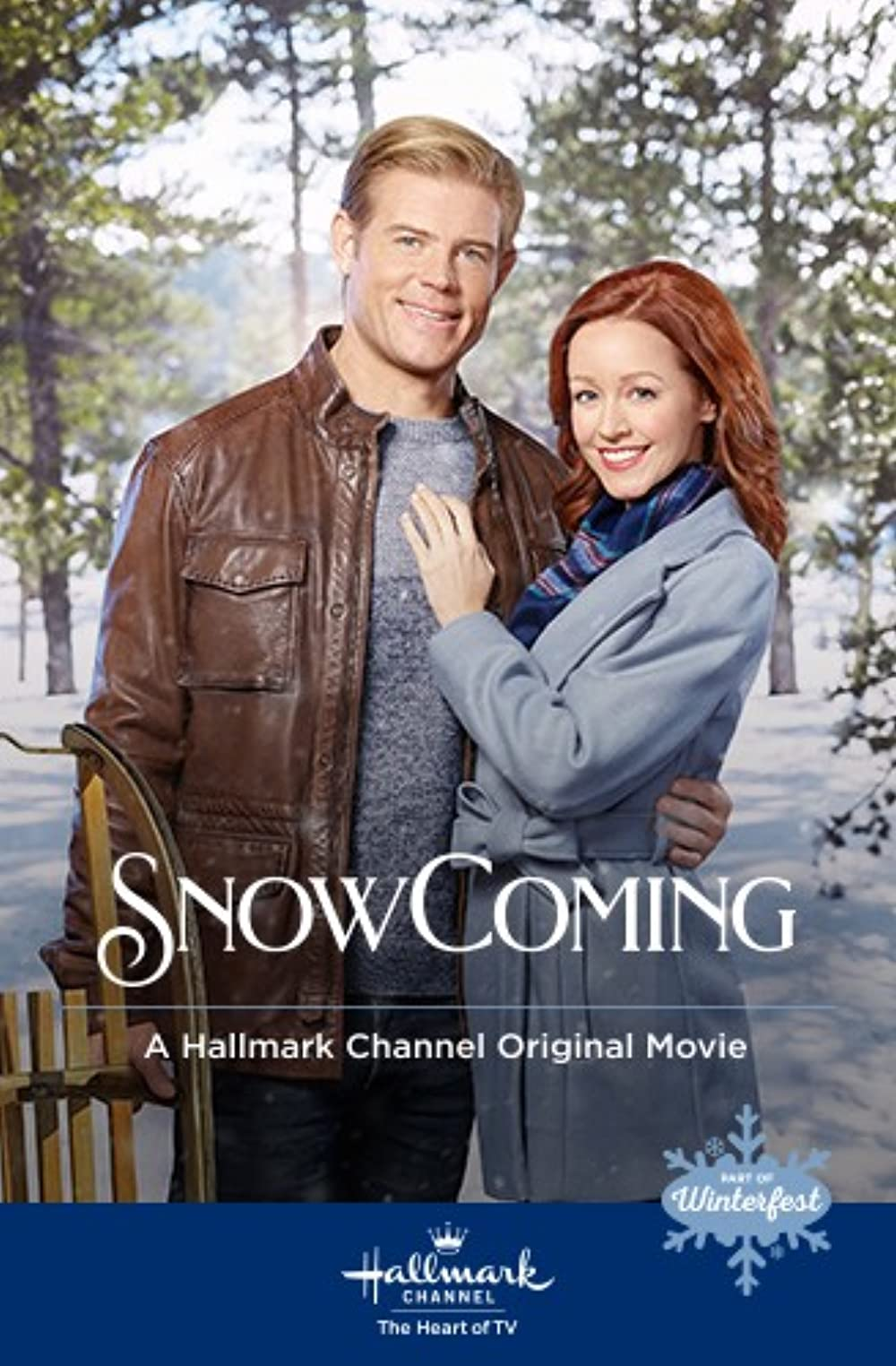 SnowComing (TV Movie 2019) - IMDb