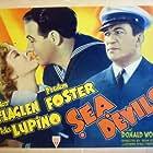 Preston Foster, Ida Lupino, and Victor McLaglen in Sea Devils (1937)