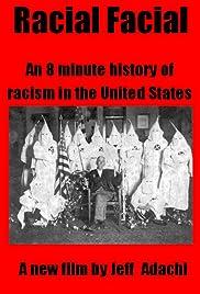 America Needs a Racial Facial Poster
