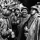 Vittorio Gassman, Folco Lulli, Tiberio Mitri, and Alberto Sordi in La grande guerra (1959)