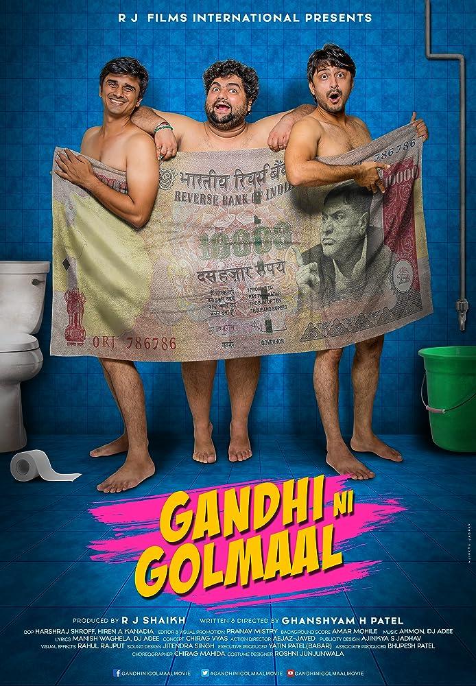 Gandhi Ni Golmaal (2017) Gujarati 720p HEVC