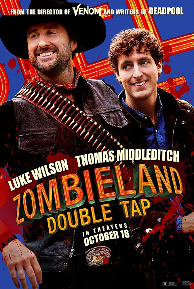 Luke Wilson and Thomas Middleditch in Zombieland: Double Tap (2019)