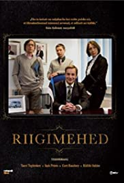 Riigimehed Poster
