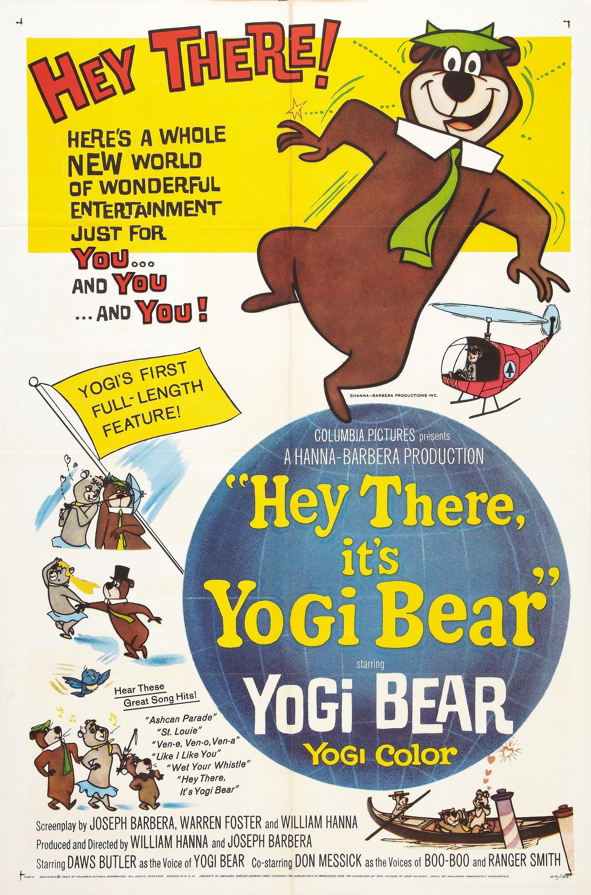 yogi bear full movie free