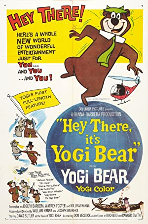 Friz Freleng Hey There, It's Yogi Bear Movie