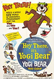 Hey There, It's Yogi Bear(1964) Poster - Movie Forum, Cast, Reviews