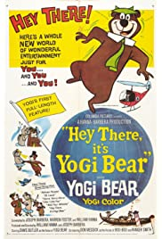 Download Hey There, It's Yogi Bear (1964) Movie