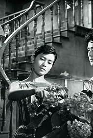 Mie Kitahara in Natsu no arashi (1956)