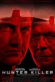 Gary Oldman and Gerard Butler in Hunter Killer (2018)