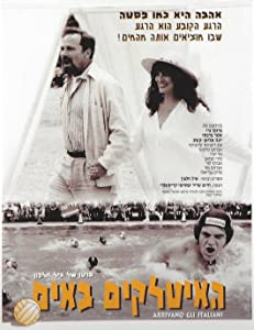 Free.avi movie downloads Ha-Italkim Ba'im Israel [420p]