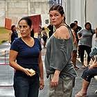 Cristiana Oliveira and Glória Pires in Insensato Coração (2011)
