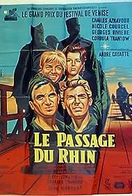 Le passage du Rhin (1960) Poster - Movie Forum, Cast, Reviews