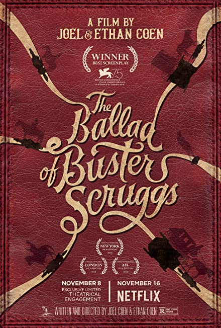 Film: The Ballad of Buster Scruggs