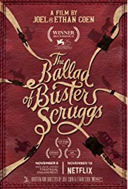 Download The Ballad of Buster Scruggs (2018) Movie