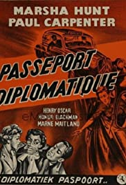 Diplomatic Passport Poster
