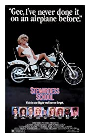 Stewardess School (1986) Poster - Movie Forum, Cast, Reviews