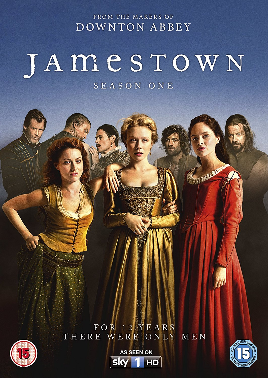 73e0579ef8ed Jamestown (TV Series 2017– ) - IMDb