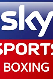 Sky Sports World Championship Boxing Poster