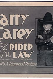 Rider of the Law Poster