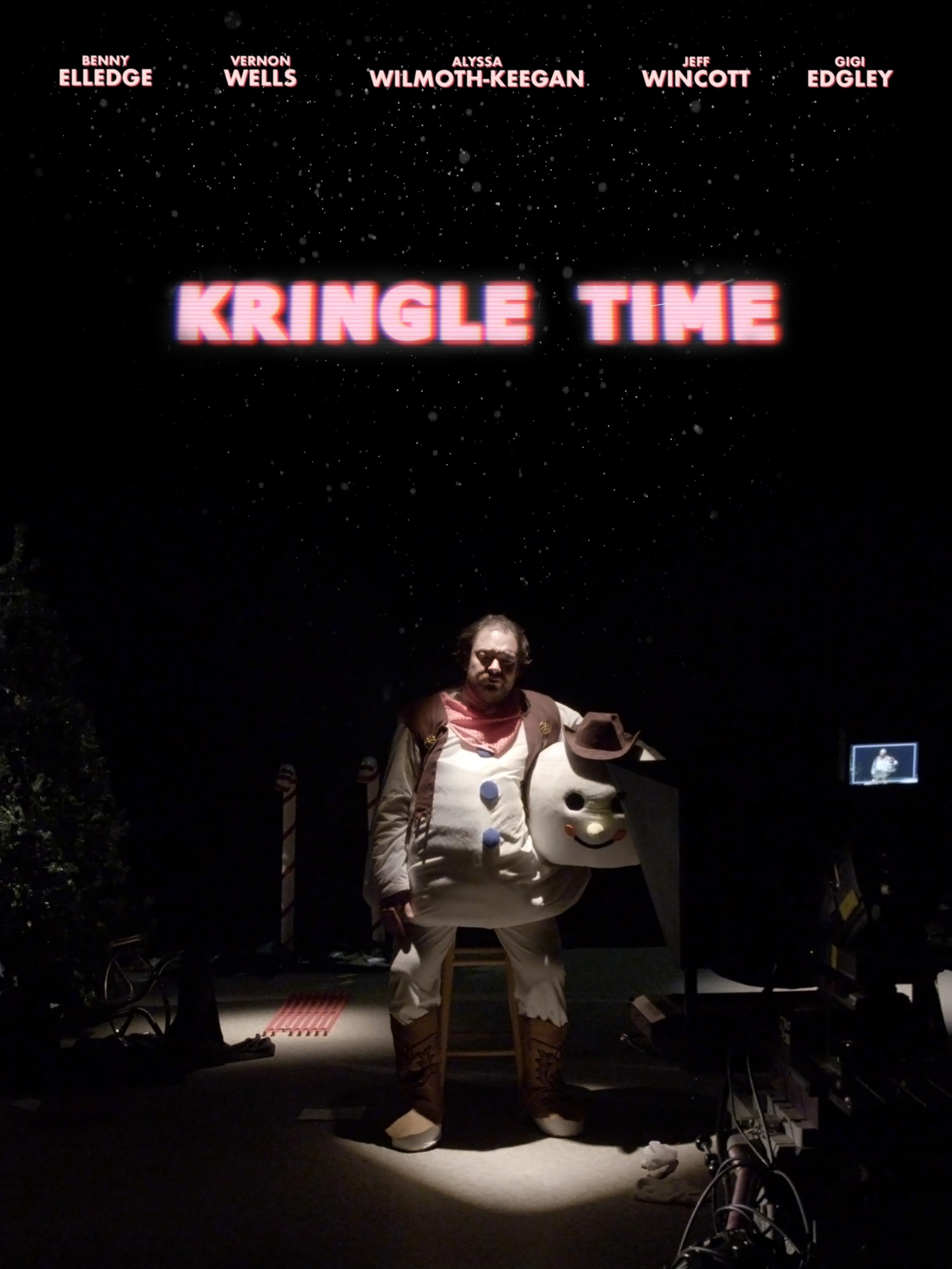 Kringle Time poster image