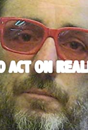 How to Act on Reality TV Poster