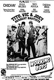 Working Boys Poster
