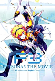 Persona 3 the Movie: #2 Midsummer Knight's Dream Poster