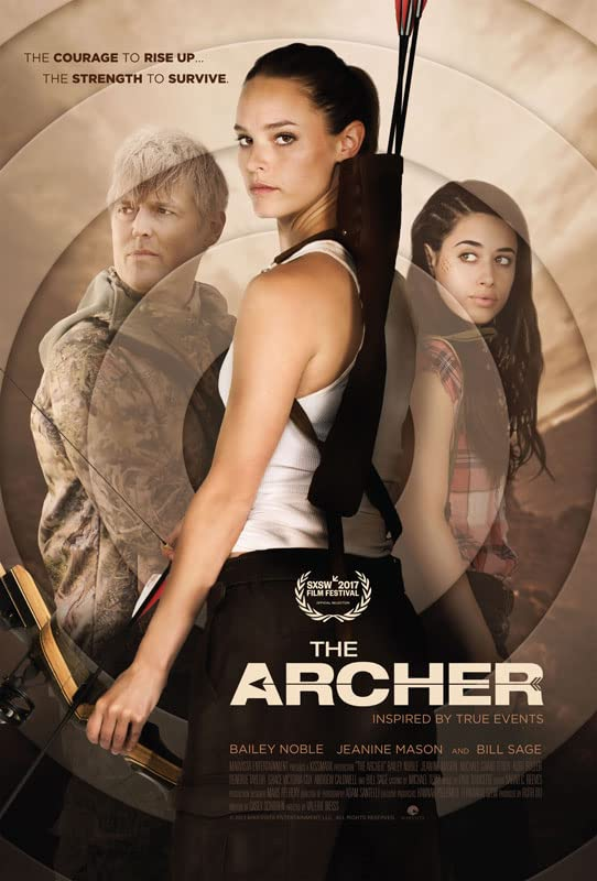 The Archer (2016) Hindi Dubbed