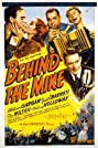 Behind the Mike (1937) Poster